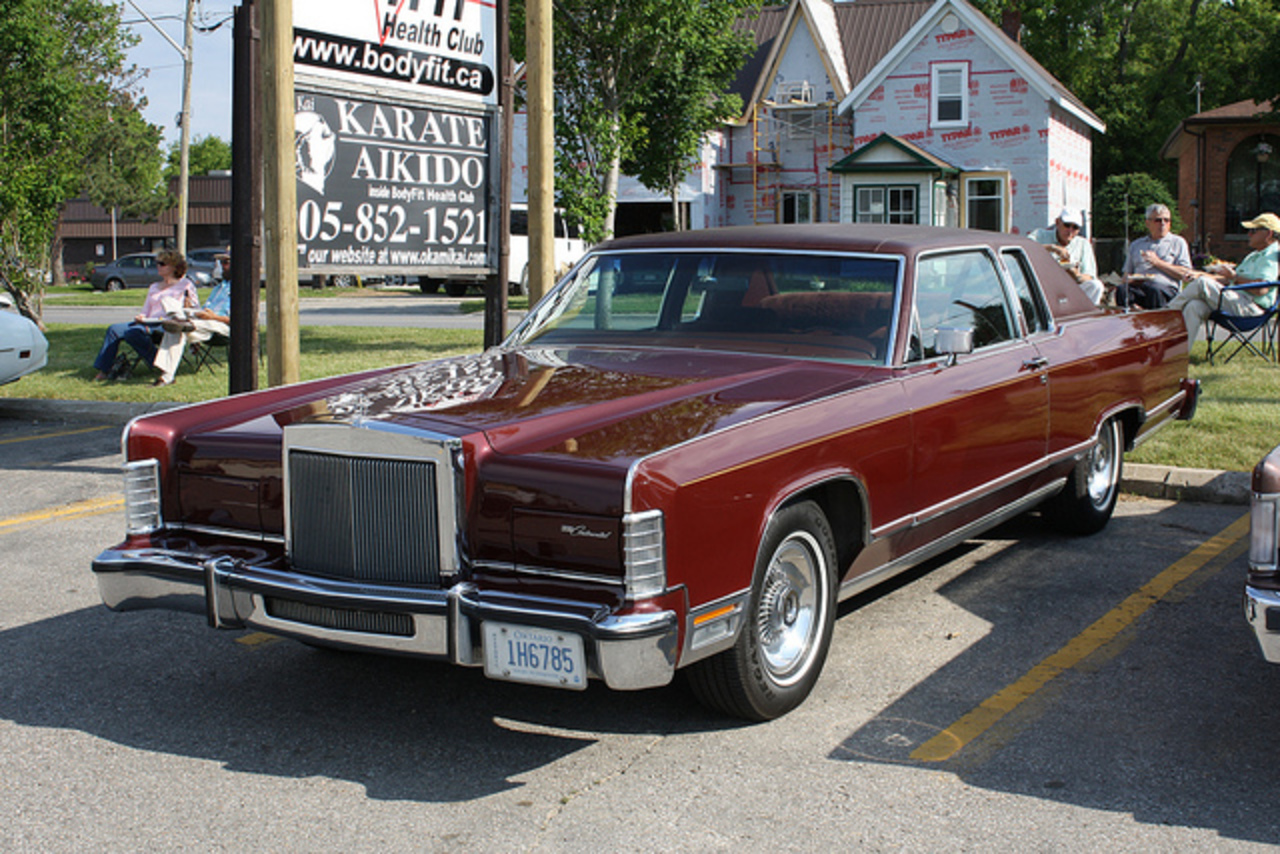 Topworldauto Photos Of Lincoln Continental Town Coupe Photo