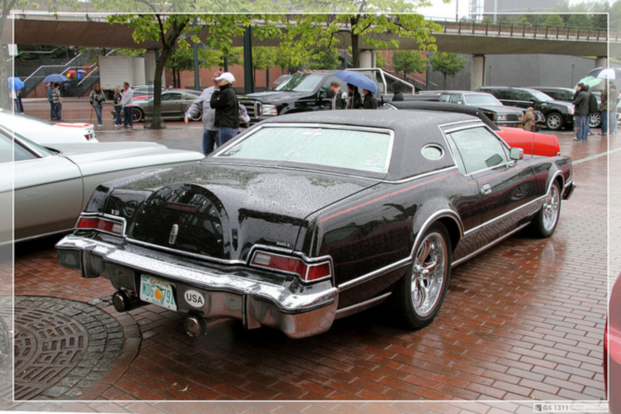 topworldauto photos of lincoln continental mark iv photo galleries. Black Bedroom Furniture Sets. Home Design Ideas