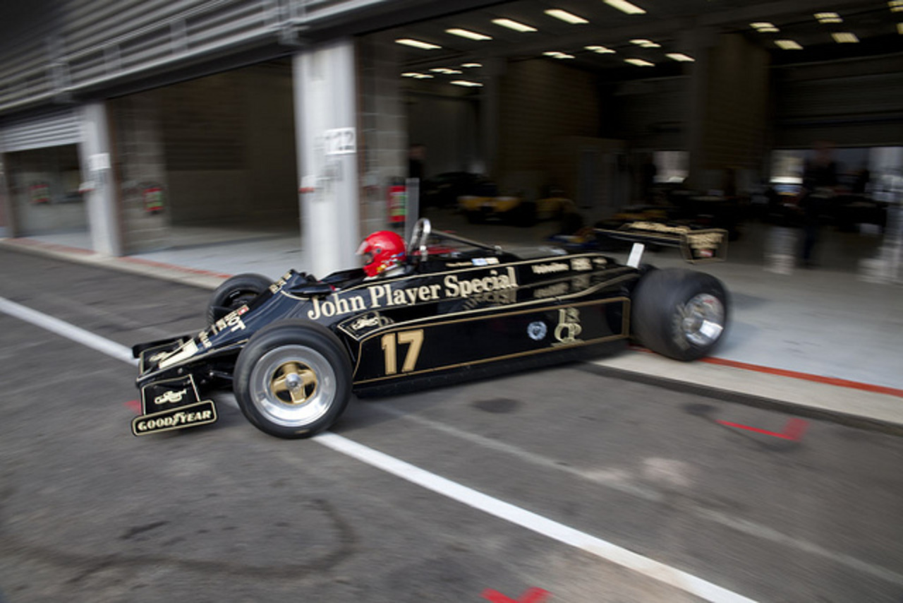 Lotus 87B-3 | Flickr - Photo Sharing!
