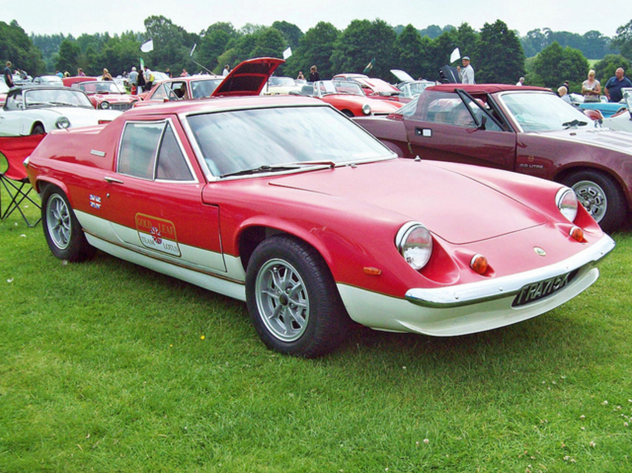 112 Lotus Europa Twin Cam (1972) | Flickr - Photo Sharing!