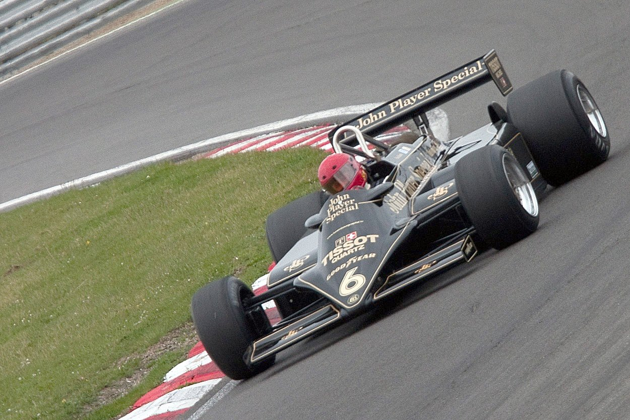 Lotus 87B | Flickr - Photo Sharing!