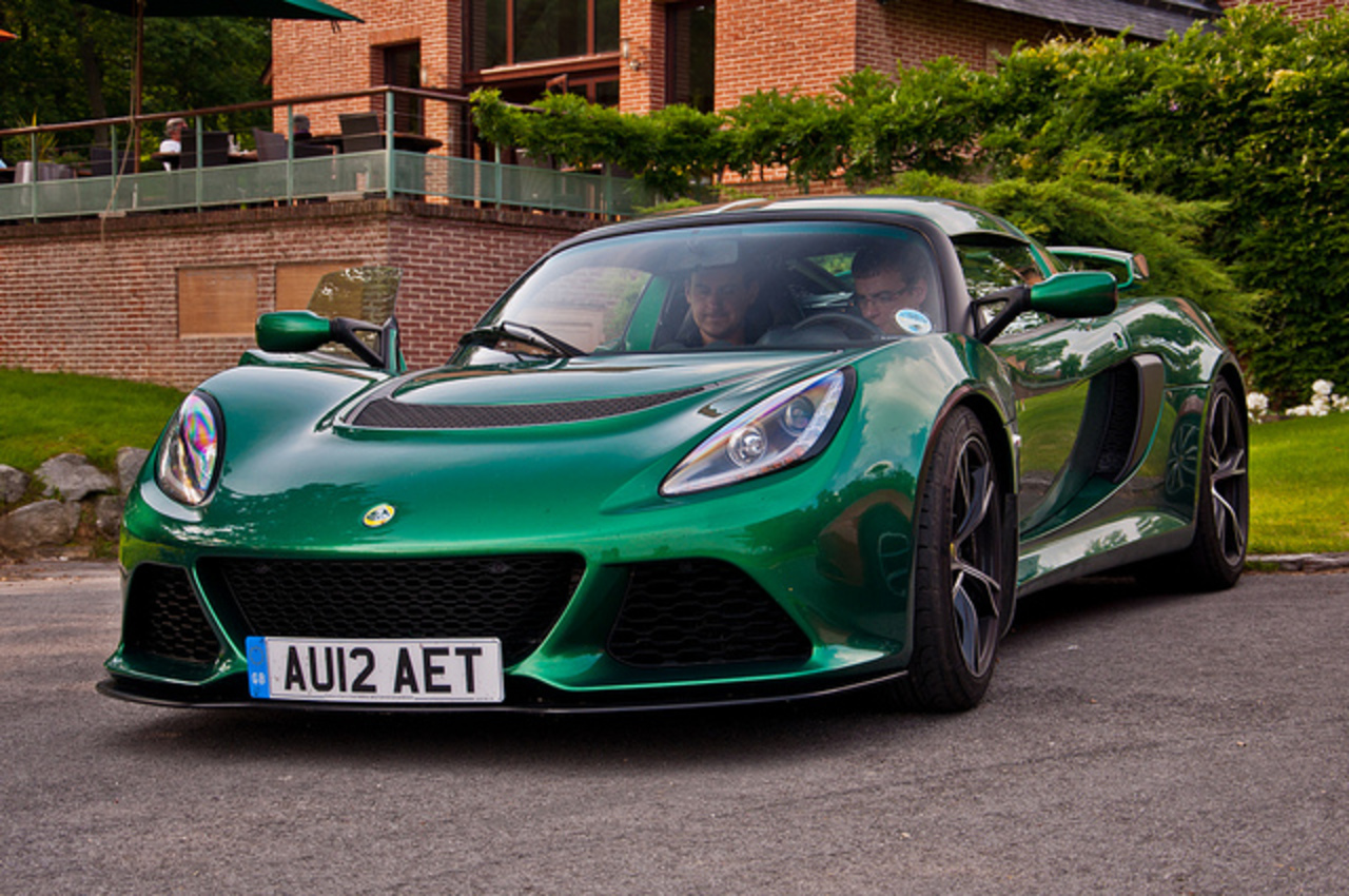 Lotus Exige S V6 | Flickr - Photo Sharing!