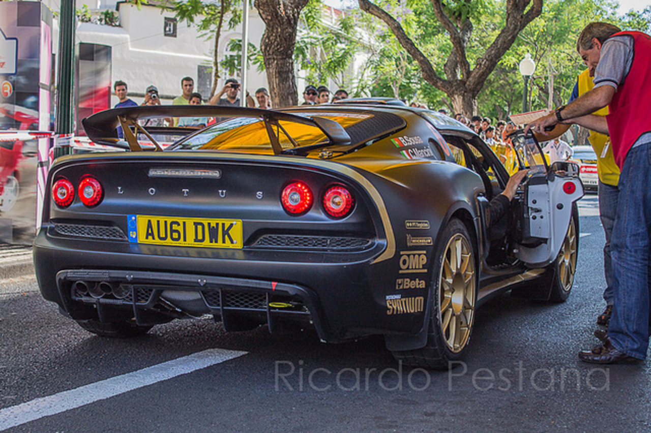 Lotus Exige R-GT | Flickr - Photo Sharing!