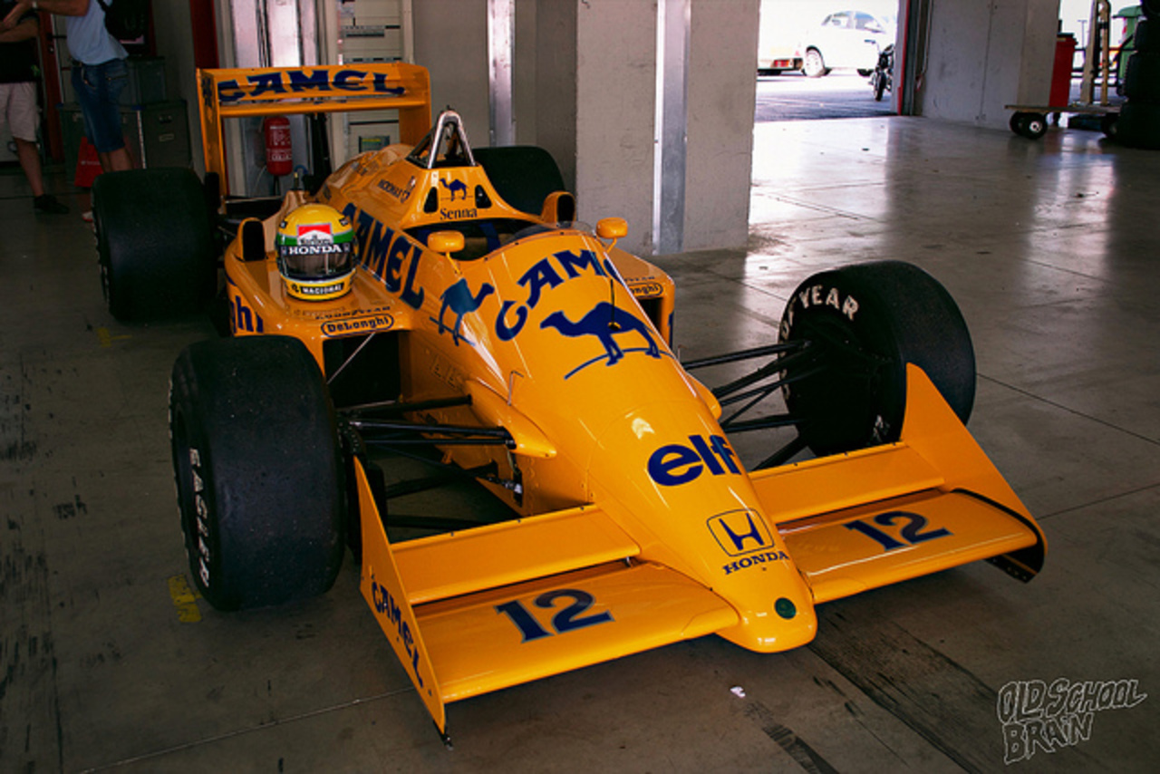 Lotus 99T | Flickr - Photo Sharing!