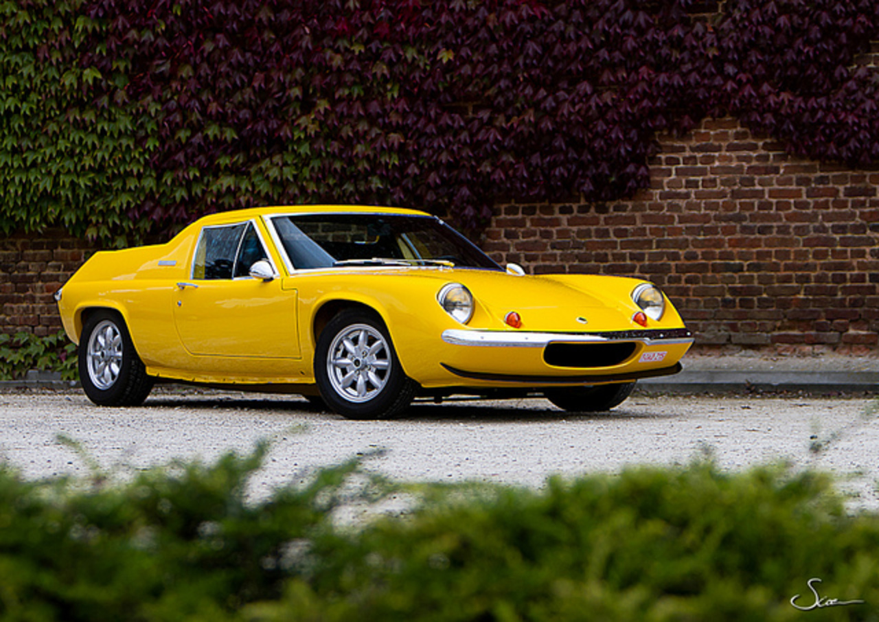 Lotus Europa Special 1974 - November 2012 | Flickr - Photo Sharing!