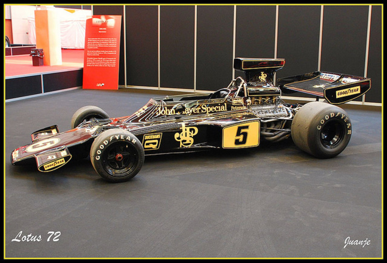 Topworldauto Gt Gt Photos Of Lotus 72 Photo Galleries