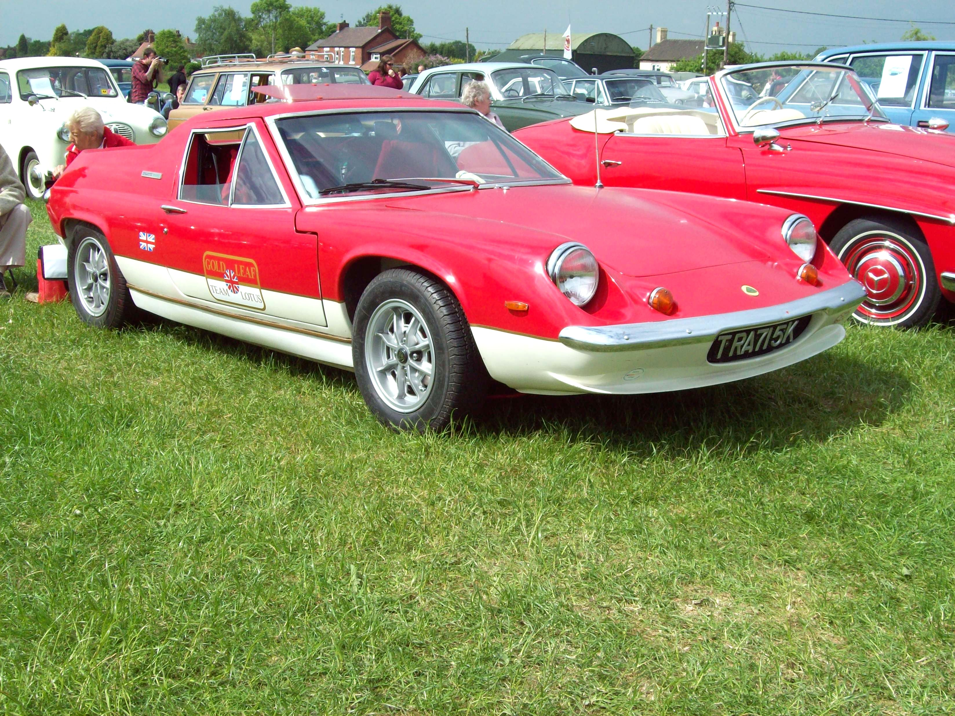 88 Lotus Europa Twin Cam Type 74 (1971-74) | Flickr - Photo Sharing!