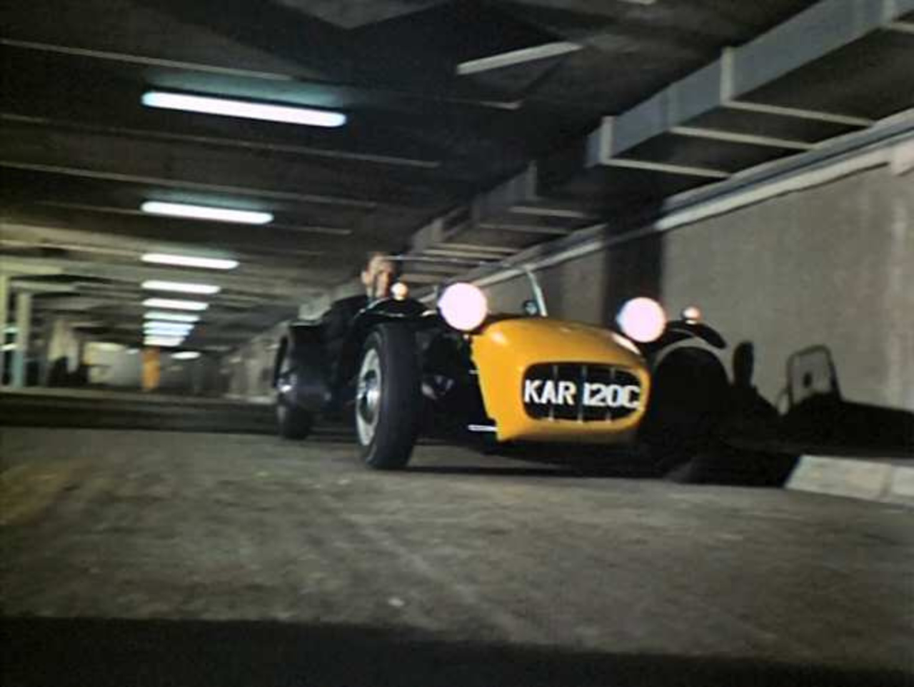 Lotus 7 S2 ´KAR 120C´ [The Prisoner, 1967] | Flickr - Photo Sharing!