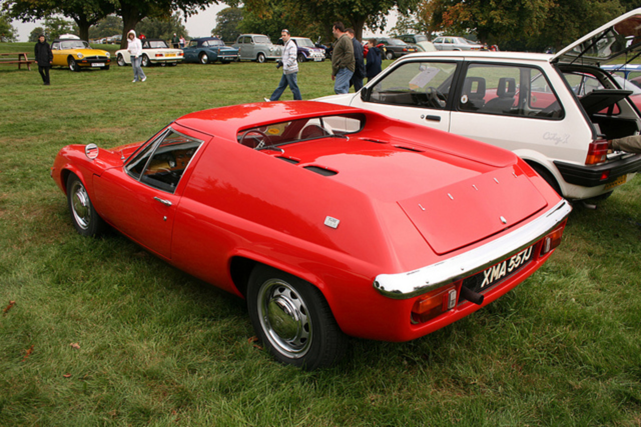 1971 Lotus Europa S2 | Flickr - Photo Sharing!
