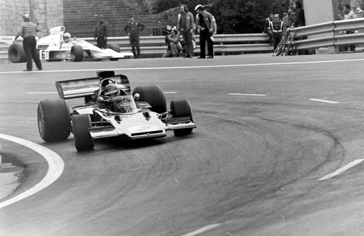 LOTUS 72 F 1 FITTIPALDI MONTJUICH 1973 | Flickr - Photo Sharing!