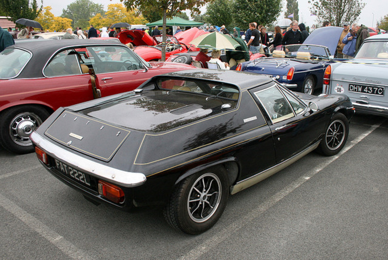 "Lotus Europa ""John Player Special"" 