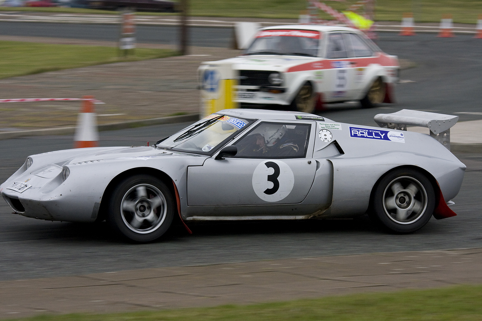 Lotus Europa - Stuart Deeley / Alistair Dodd | Flickr - Photo Sharing!