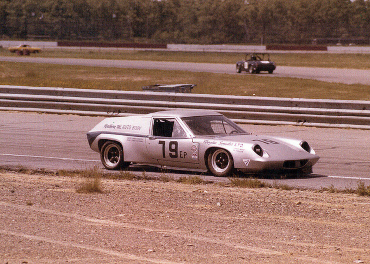 Modified Lotus Europa Bodies - a gallery on Flickr