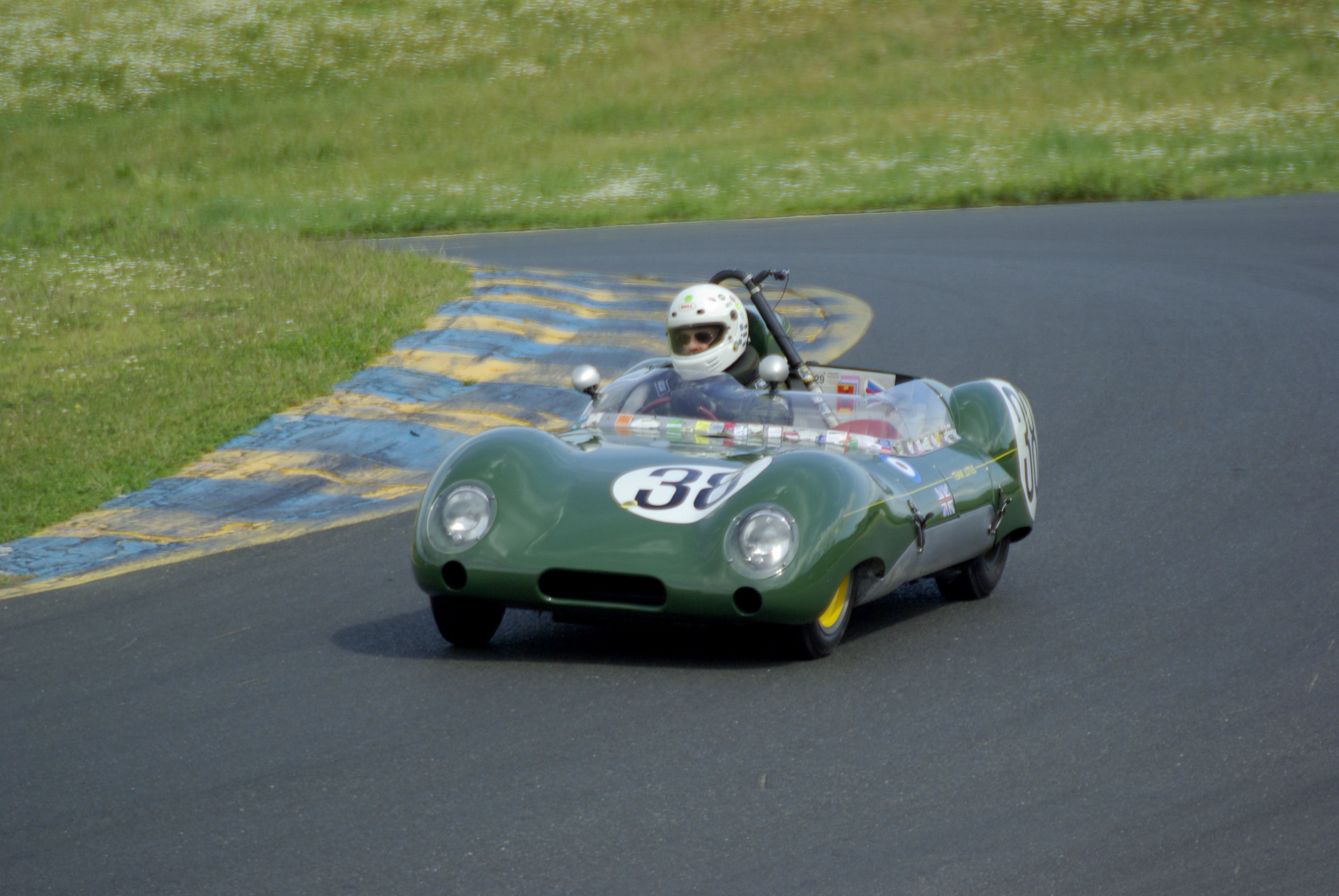 1958 Lotus 11 Le Mans | Flickr - Photo Sharing!