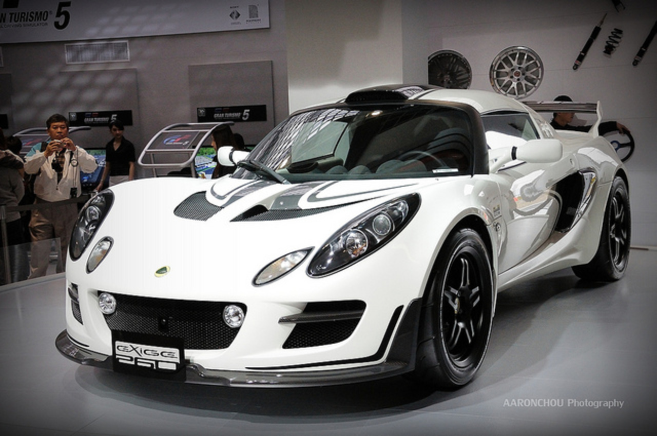 2010 Lotus Exige Cup 260 | Flickr - Photo Sharing!
