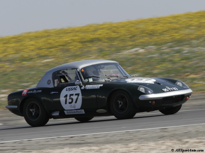 Lotus Elan S2 Coupe