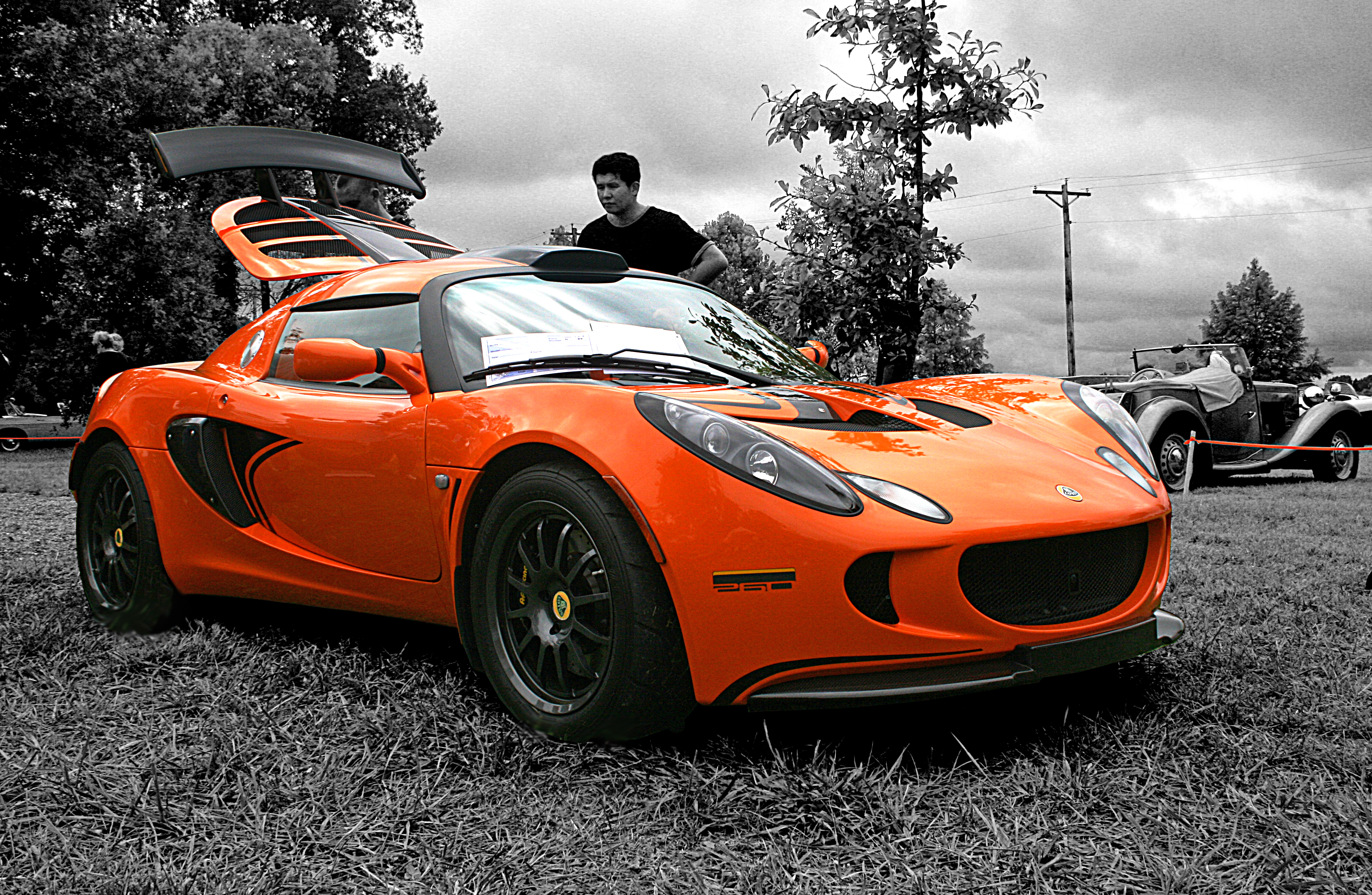 Lotus Exige S260 | Flickr - Photo Sharing!