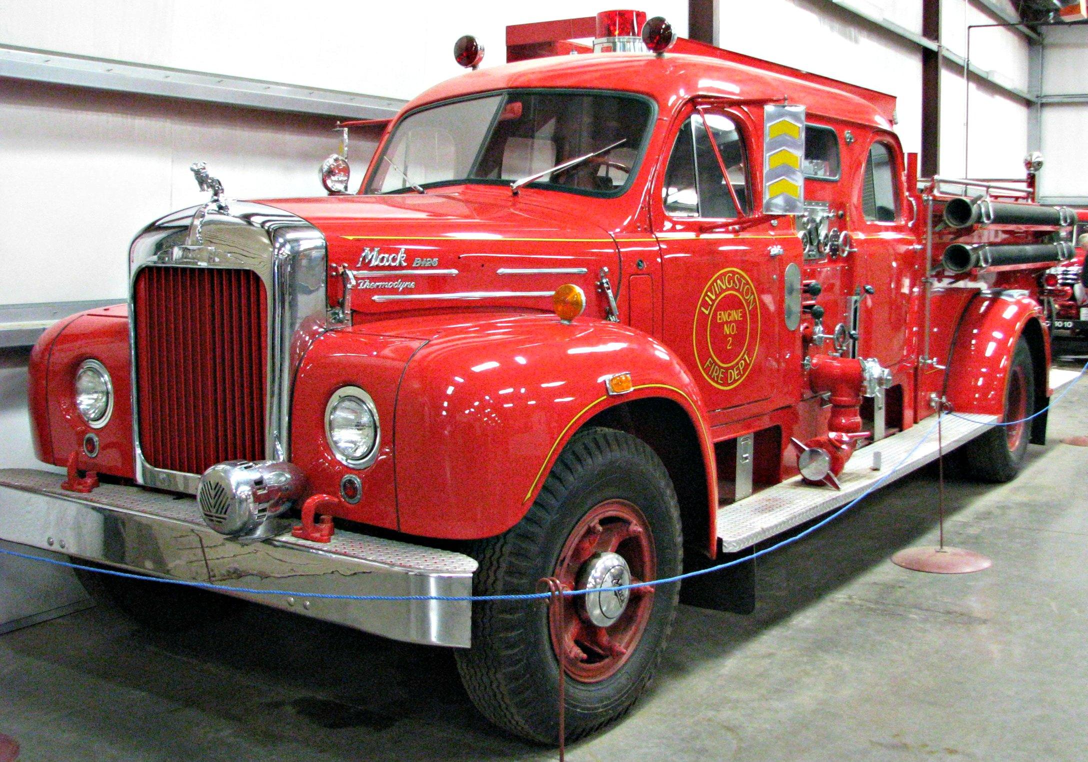 Mack C Model Trucks : Topworldauto gt photos of mack model b fire truck