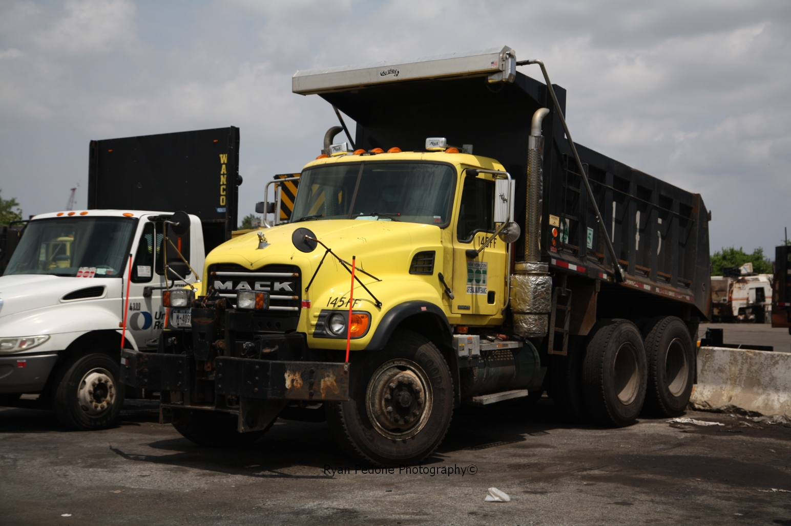 Ifa Truck Pics Hd: TopWorldAuto >> Photos Of Mack Granite