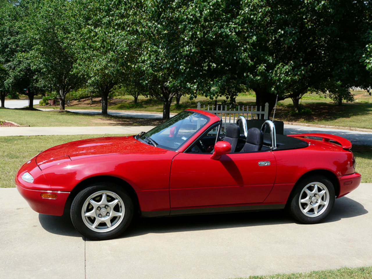 1994 Mazda Miata MX-5 Convertible | Flickr - Photo Sharing!