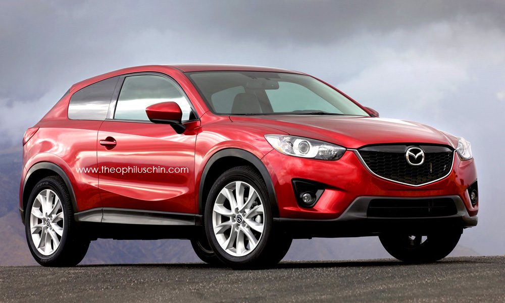 Mazda CX-5 3-Door (front) | Flickr - Photo Sharing!