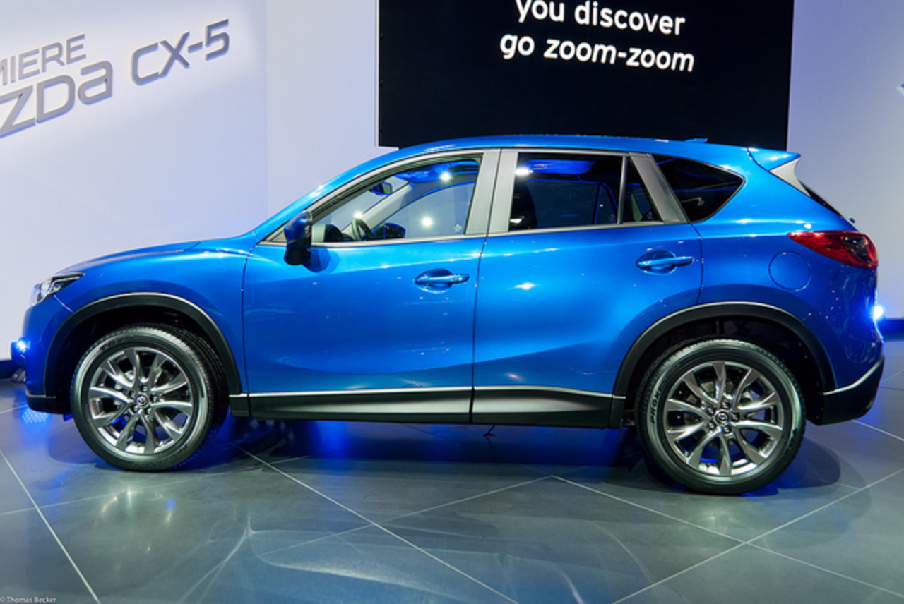 Mazda CX-5 (72473) | Flickr - Photo Sharing!