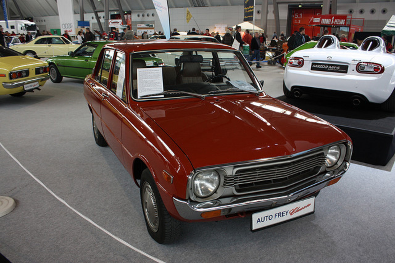 Mazda 1300 | Flickr - Photo Sharing!
