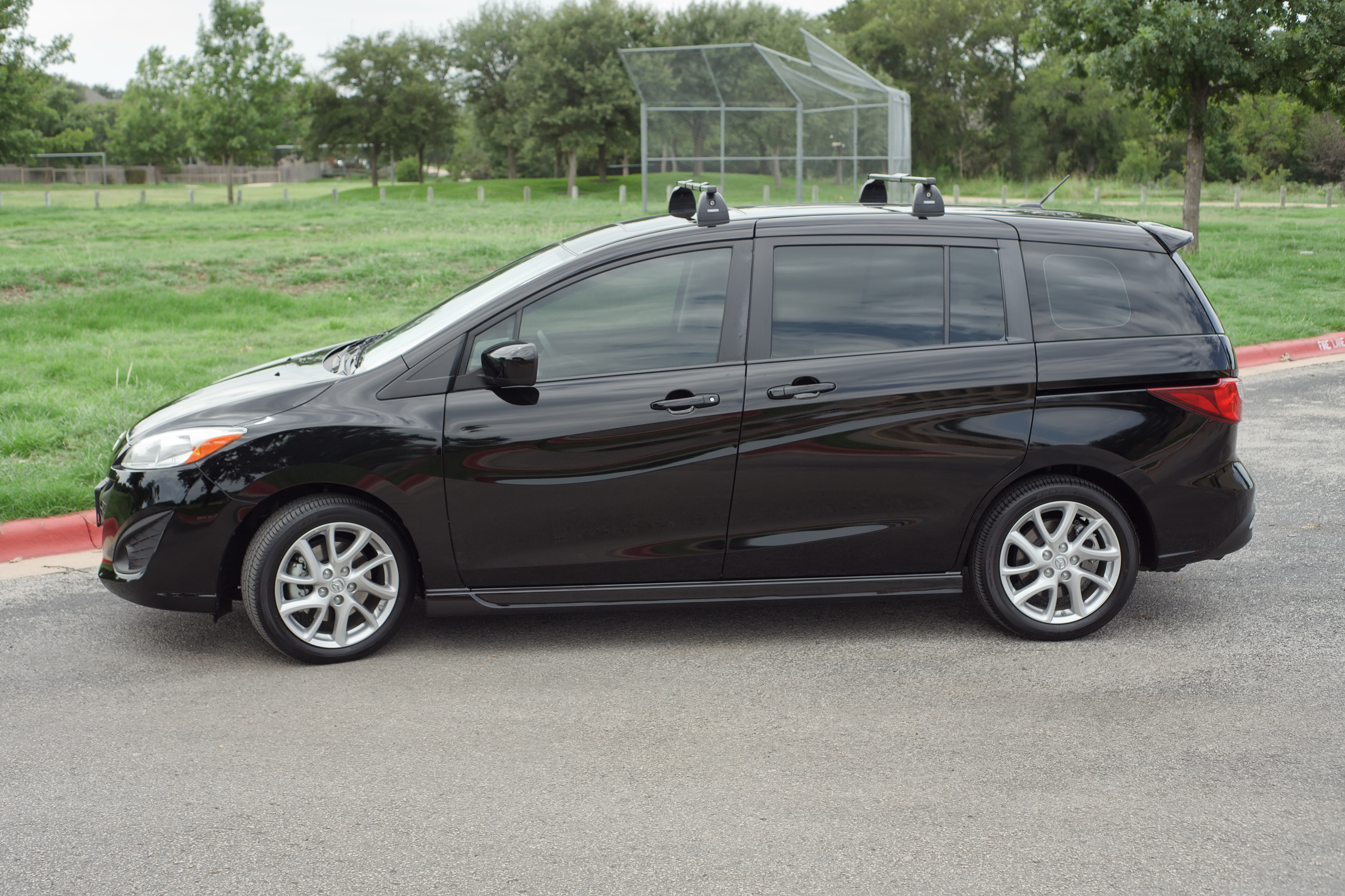 Our new family car: 2012 Mazda 5 Grand Touring | Flickr - Photo ...