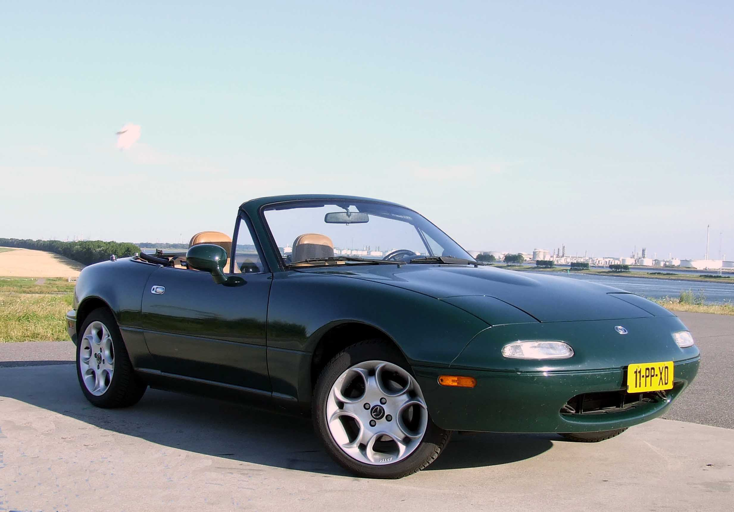 Mazda mx5 1994 | Flickr - Photo Sharing!