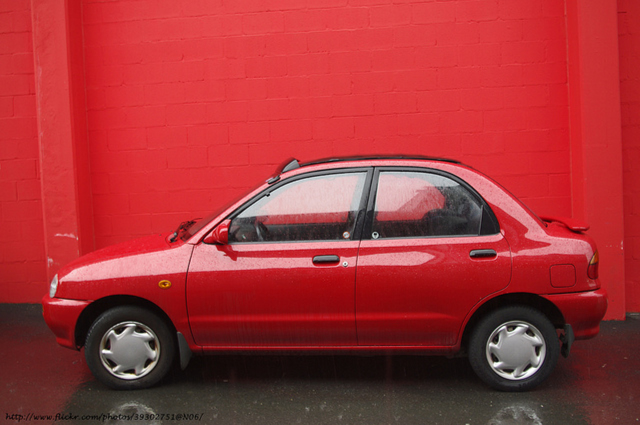 Mazda 121 | Flickr - Photo Sharing!