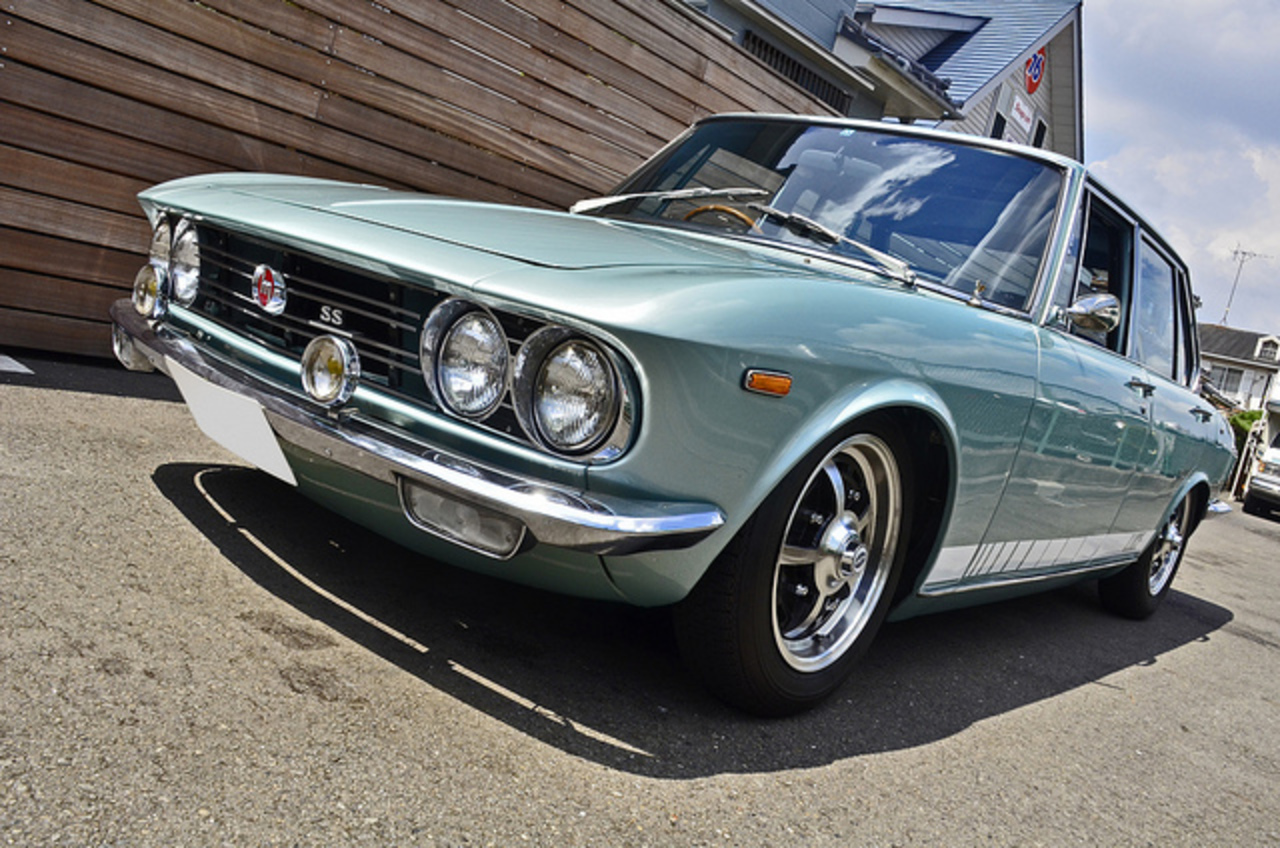 69y Mazda Luce SS | Flickr - Photo Sharing!