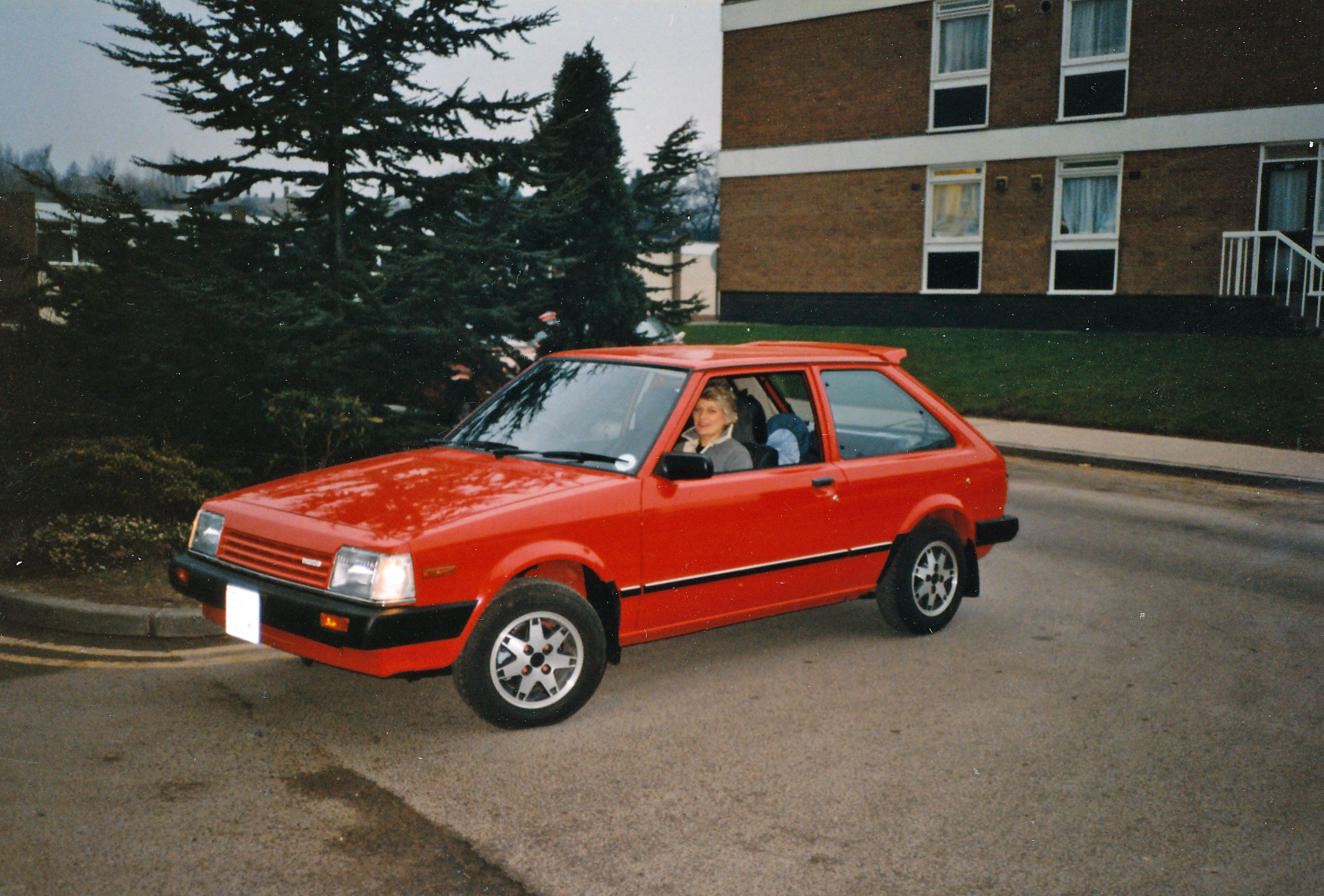 Mazda 323 - Louise Comes Home - March 1985 | Flickr - Photo Sharing!