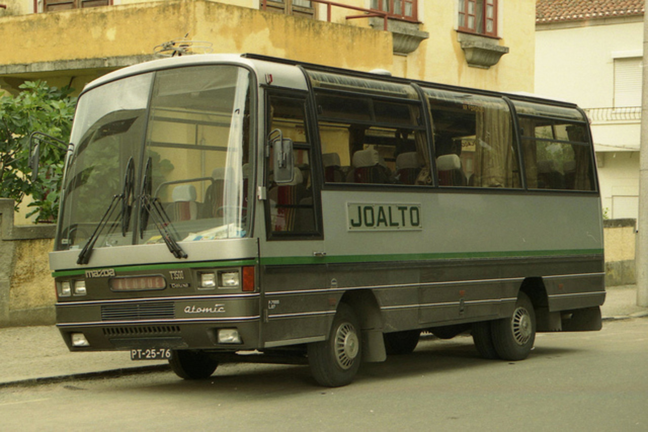 Flickr: The Buses of Portugal - Autocarros de Portugal Pool