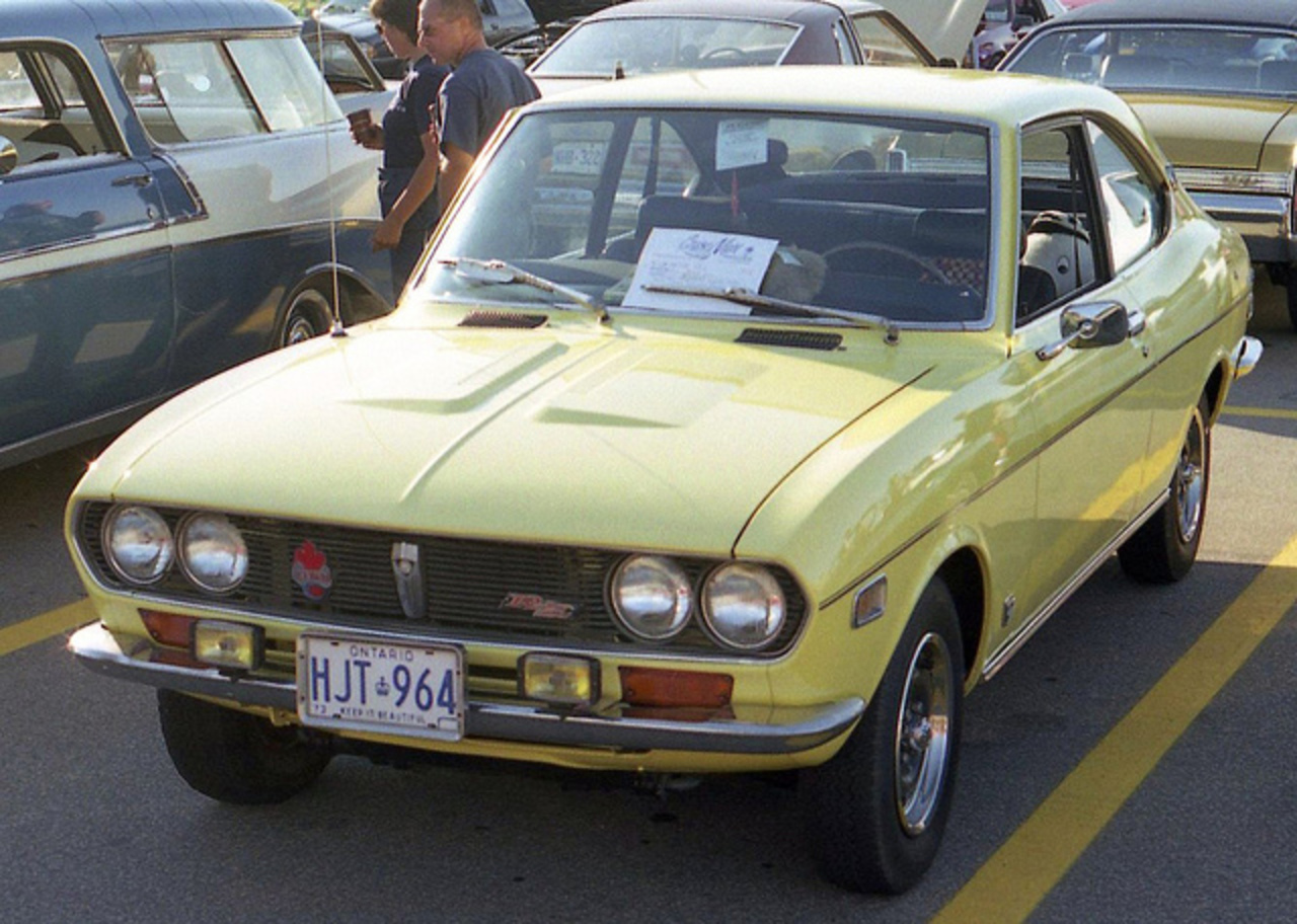 1972 Mazda RX-2 coupe | Flickr - Photo Sharing!