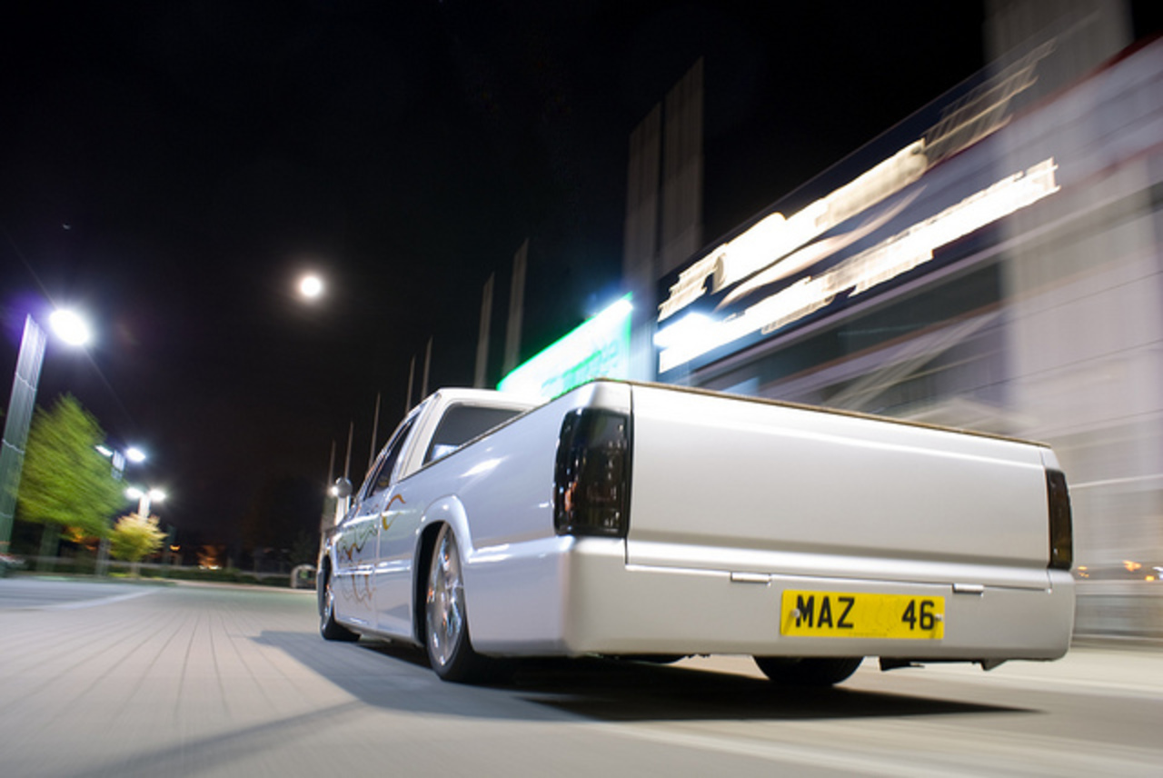 Mazda B2200 rig shot | Flickr - Photo Sharing!