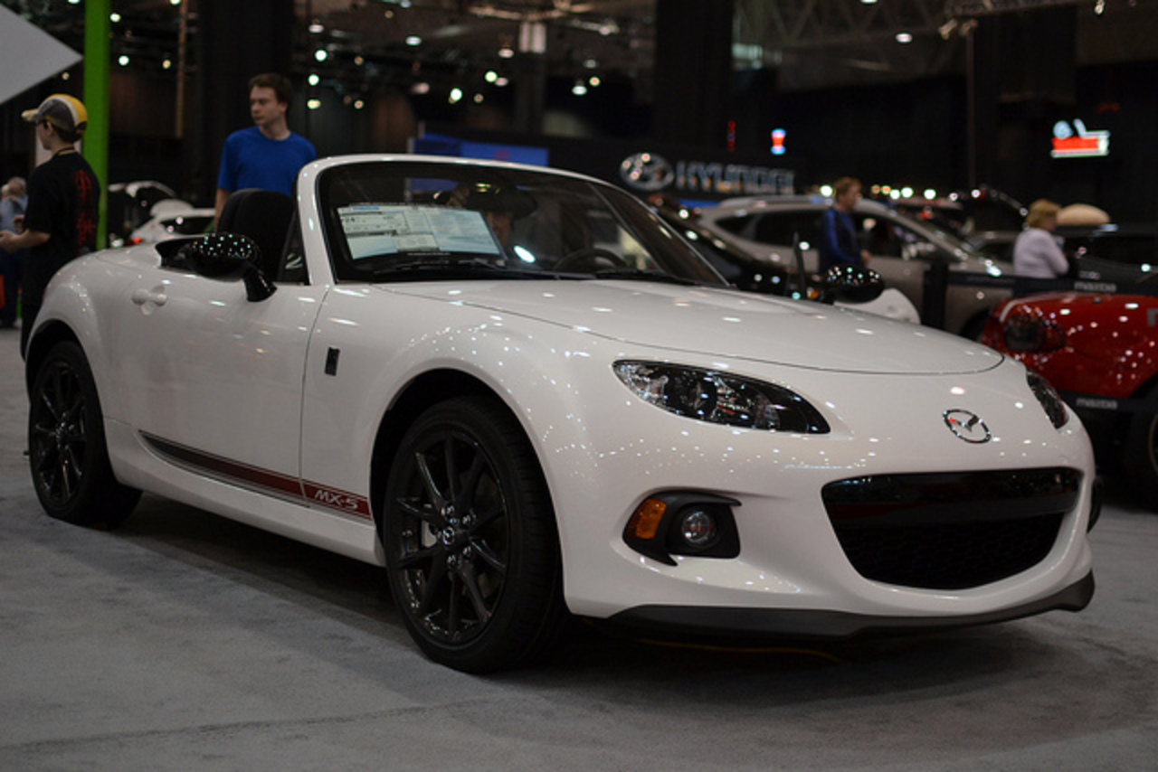 2013 Mazda MX-5 (Miata) | Flickr - Photo Sharing!