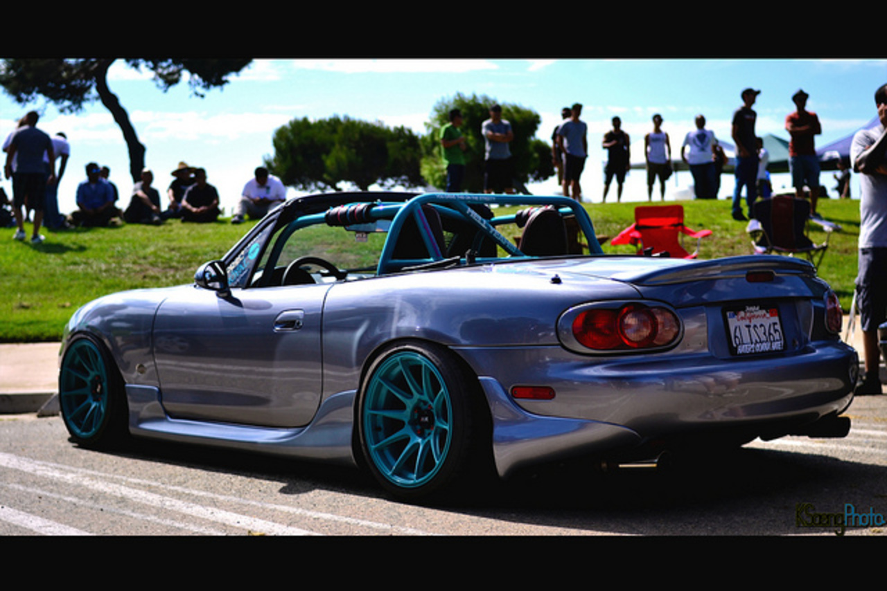 Mazda Miata NB - 2 | Flickr - Photo Sharing!