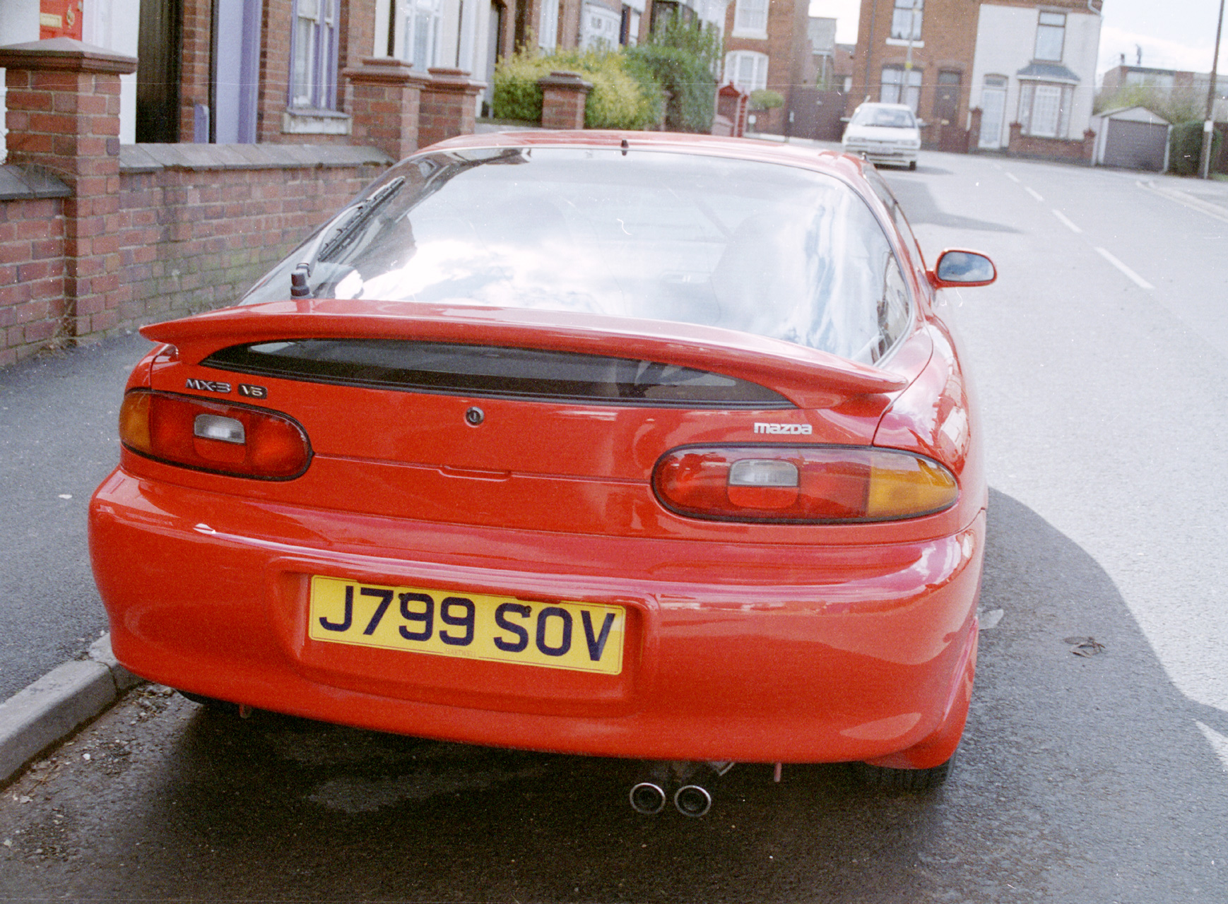 Mazda MX-3 V6 1991 Model | Flickr - Photo Sharing!