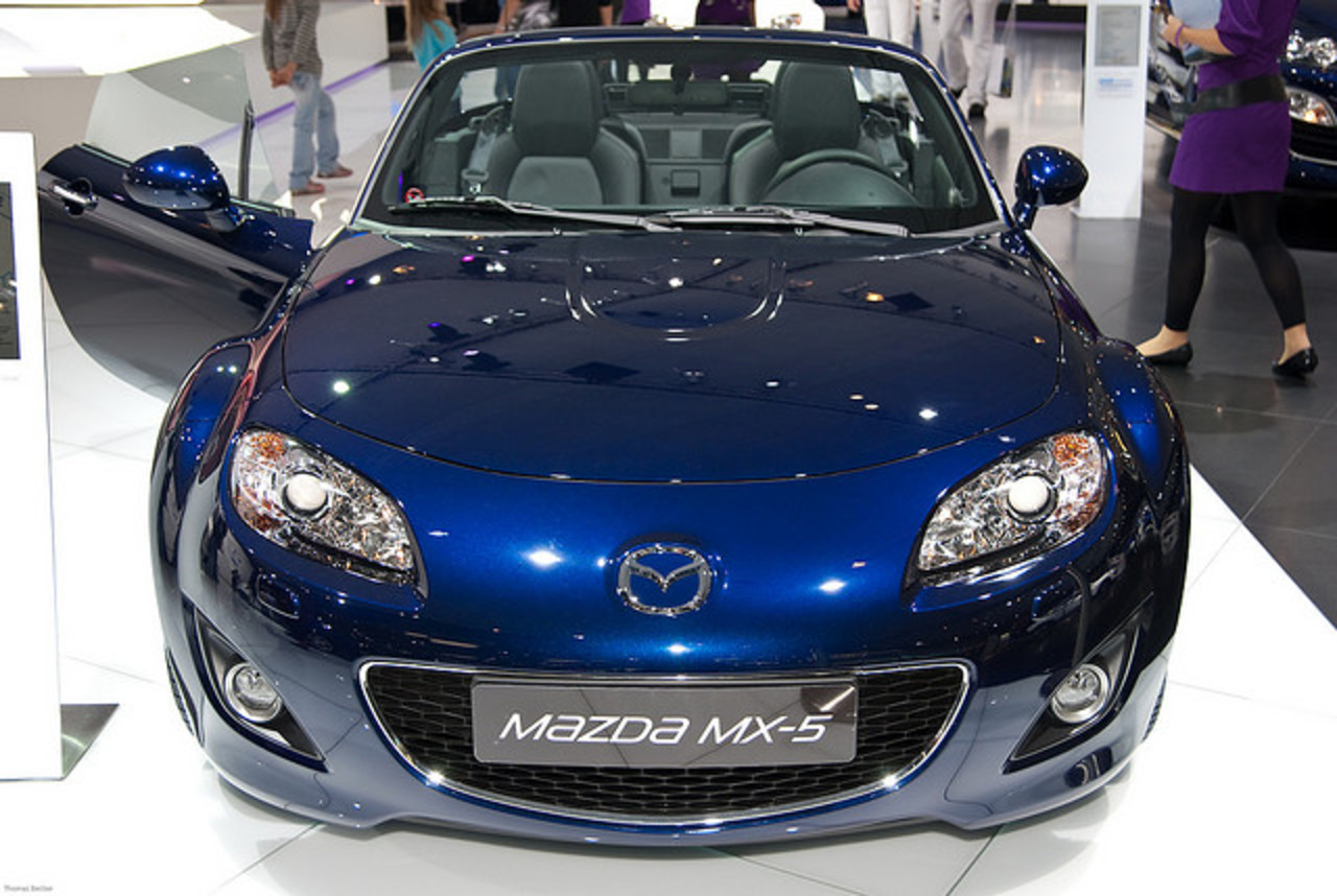 Mazda MX-5 Roadster Coupé 2010 (34563) | Flickr - Photo Sharing!
