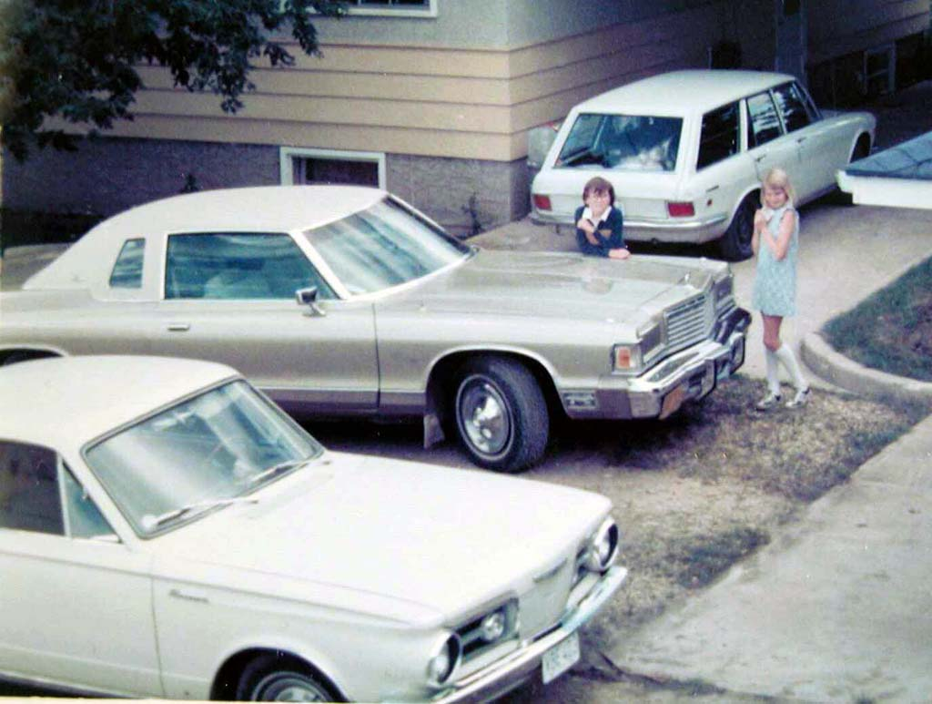 1965 Barracuda 1975 Dodge Monaco 1969 Mazda 1500 wagon | Flickr ...