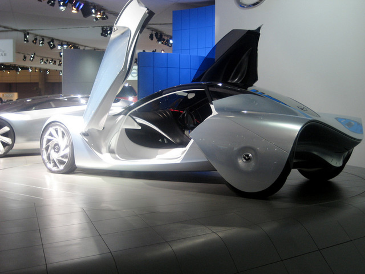 Mazda Taiki Concept | Flickr - Photo Sharing!