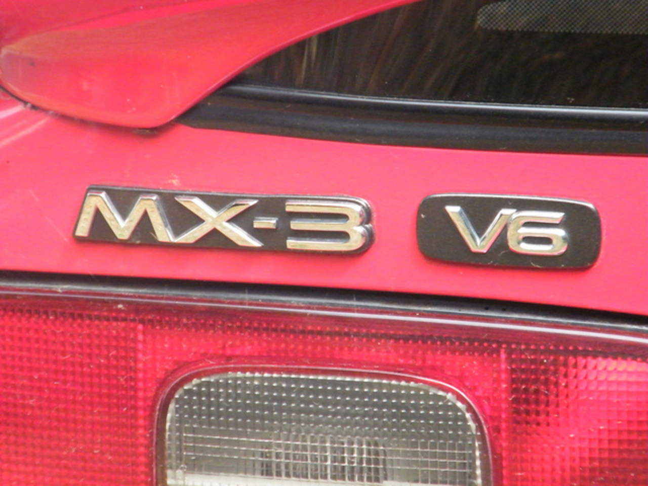 1997 Mazda MX-3 V6 (3) | Flickr - Photo Sharing!