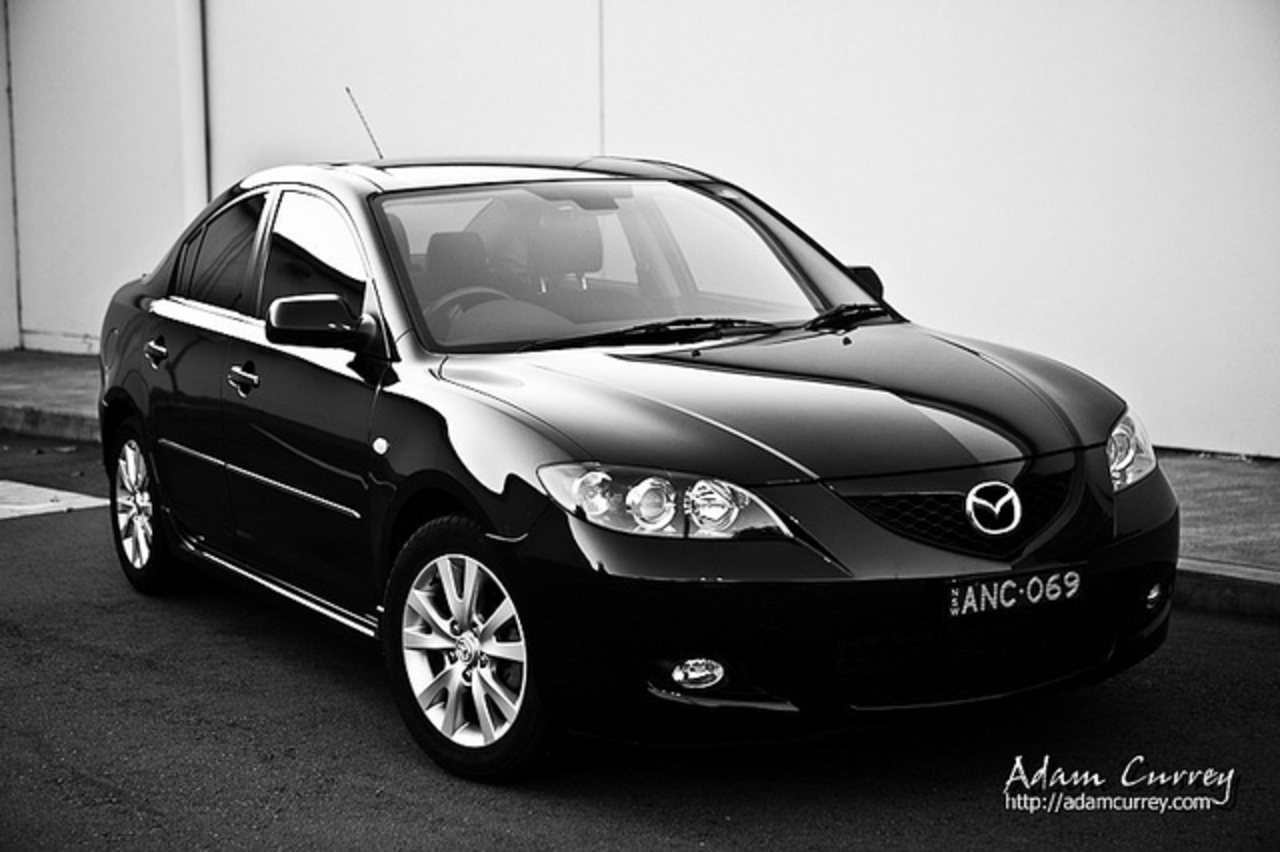 Mazda 3 Maxx Sport | Flickr - Photo Sharing!