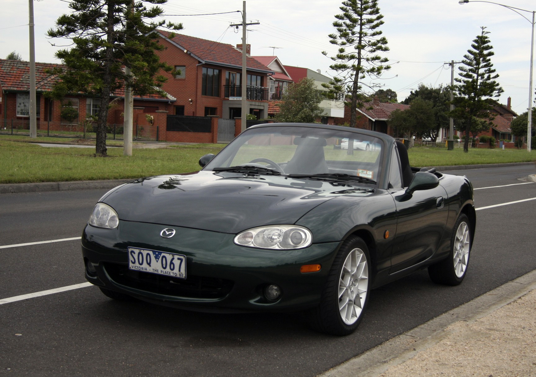 2001 Mazda MX5 NB Series II | Flickr - Photo Sharing!