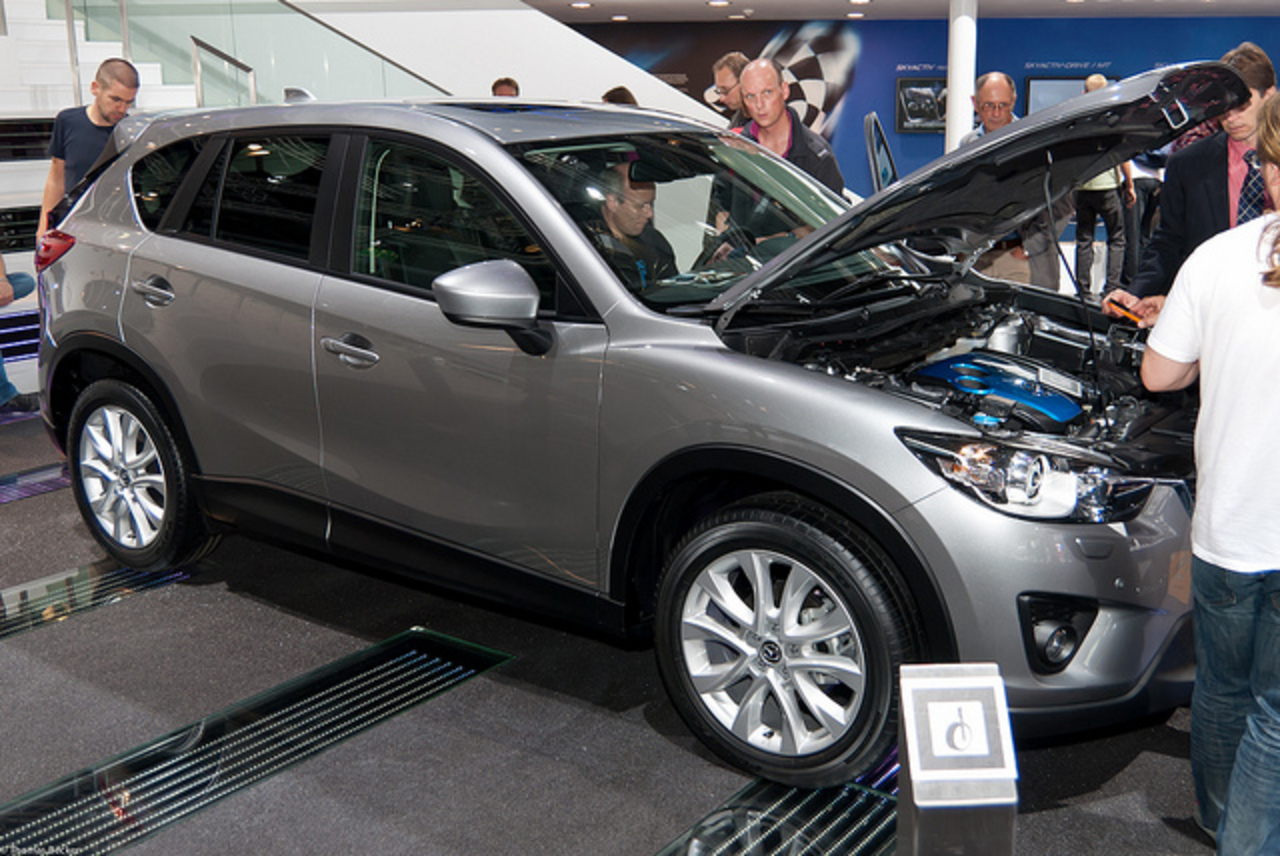 Mazda CX-5 (72492) | Flickr - Photo Sharing!