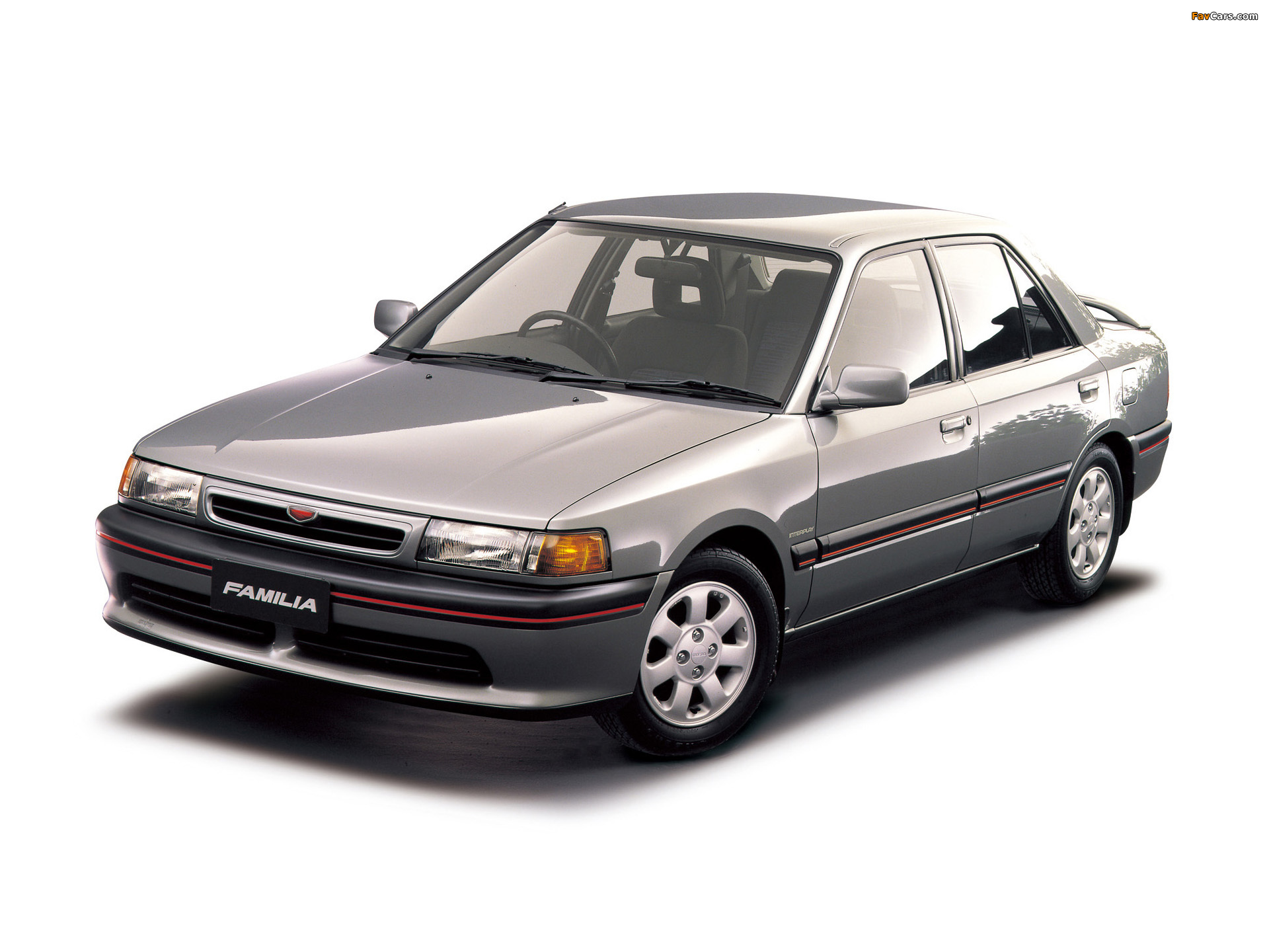 Mazda familia interplay-x. Best photos and information of ...