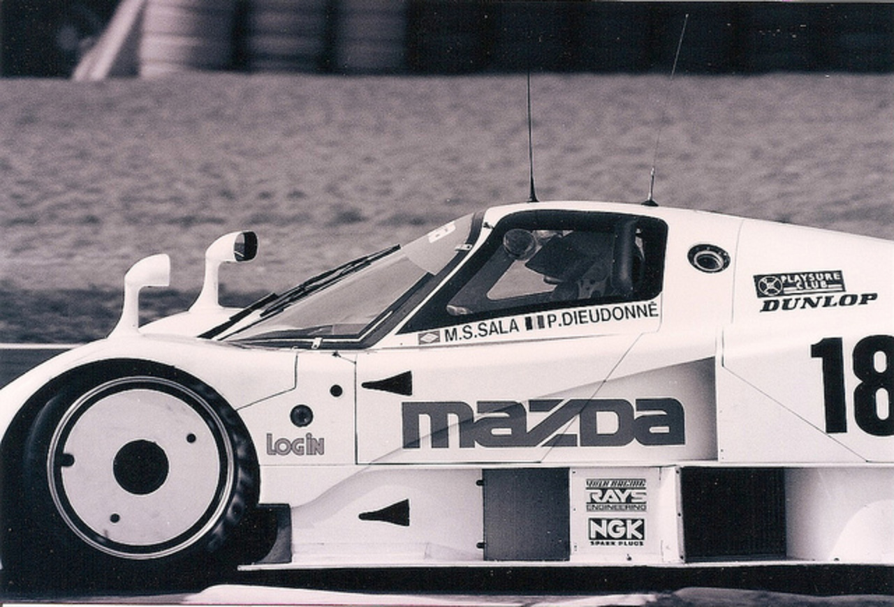 Mazda 787 - Magny Cour SWC 1991 | Flickr - Photo Sharing!