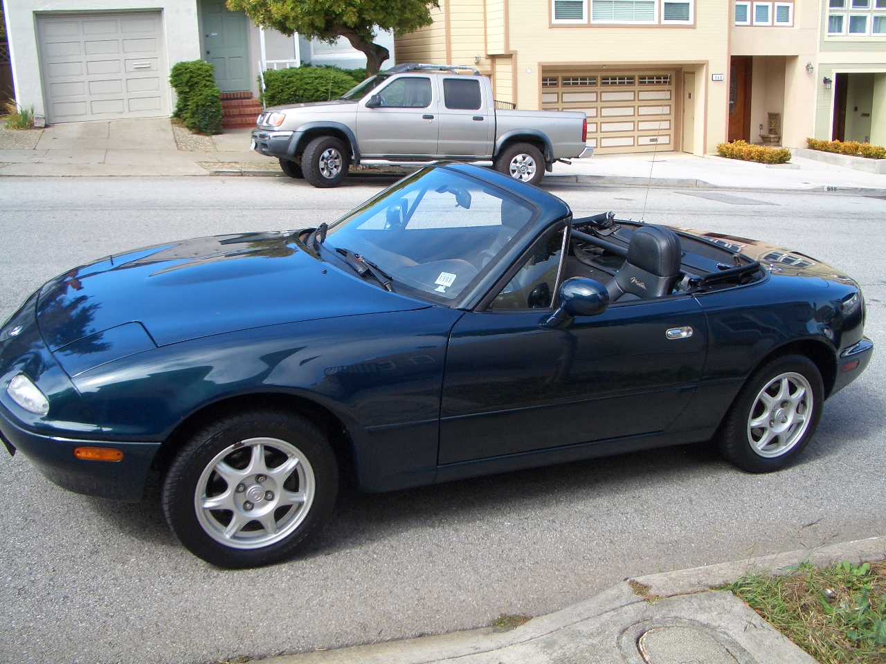 1997 Mazda MX-5 Miata | Flickr - Photo Sharing!
