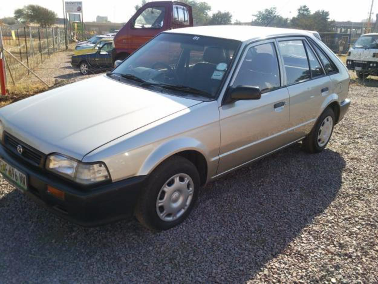 2001 Mazda 323 1.3 Hatch - Pretoria - Cars - Montana