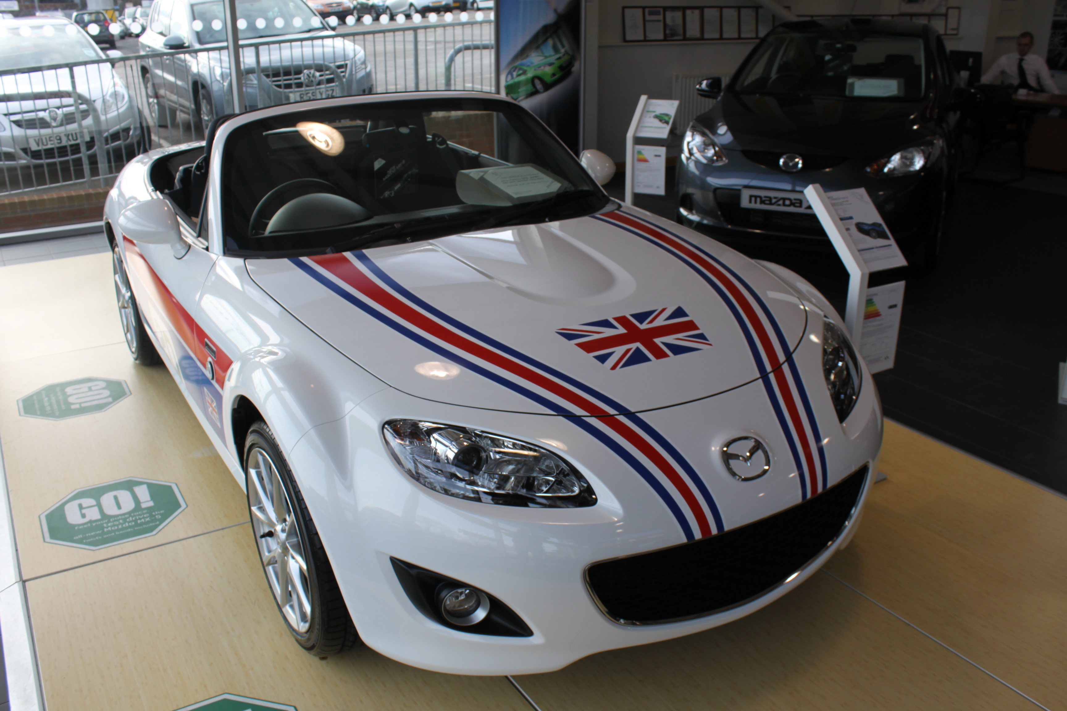 Mazda MX-5 20 Anniversary - March 2010 - 02 | Flickr - Photo Sharing!
